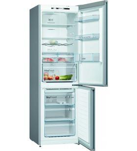 Bosch KGN36VIEA frigorífico combi no frost clase e 186x60 cm acero inoxid - 4242005196029