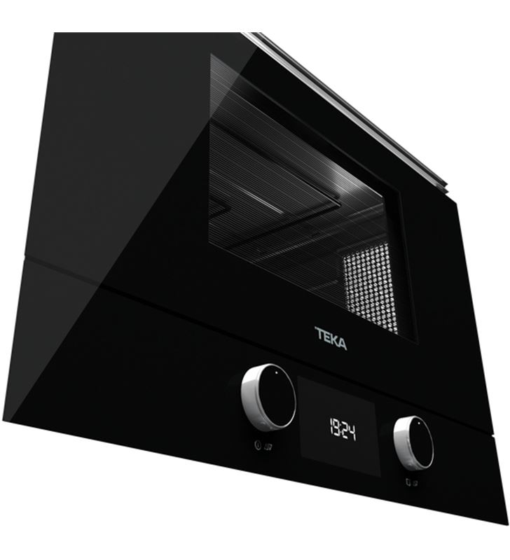 Teka 112030001 micro integrable ml 8220 bis l bk negro - 75646103_4264910812