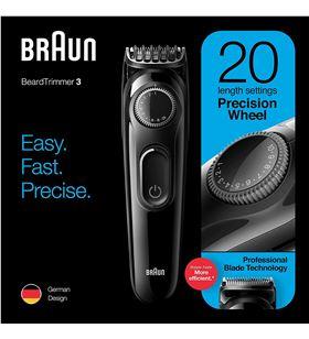 Barbero Braun BT3222 barbero afeitadoras - 4210201282174