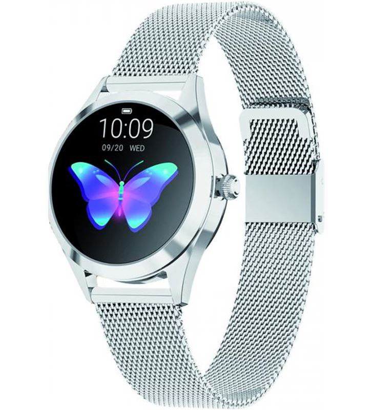 Innjoo plata watch voom tft 1.04'' reloj inteligente health tracker WATCH VOOM SILV - 6928978216053