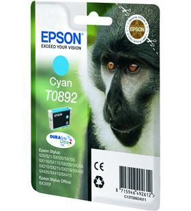 Cartucho tinta Epson C13T08924011 cian Fax digital cartuchos - C13T08924011