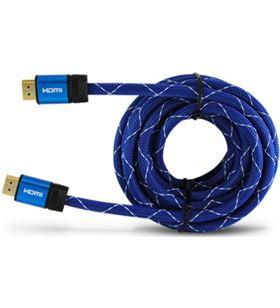 3go CHDMI52 cable hdmi - conectores a macho / a macho - v2.0 - soporta reso - 3GO-CABLE CHDMI52