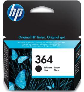 Cartucho negro Hp nº364 vivera para impresora photosmart b109a/d5460/c6380 CB316EE - CB316E