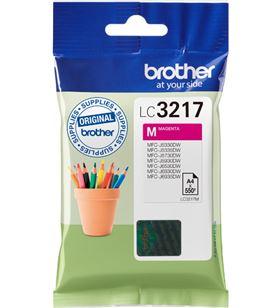 Cartucho de tinta magenta Brother LC3217M - aprox. 550 páginas - compatible - BRO-C-LC3217M