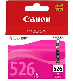 Cartucho de tinta magenta Canon cli-526m - compatible segun especificacione 4542B001 - CAN-CLI-526M