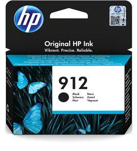 Cartucho de tinta negro Hp nº912 - 300 páginas aprox - compatible según esp 3YL80AE - 3YL80AE