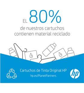 Cartucho de tinta cian Hp nº912xl - 825 páginas - compatible según especifi 3YL81AE - 3YL81AE