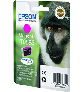 Cartucho tinta Epson C13T08934011 magenta Fax digital cartuchos - C13T08934011