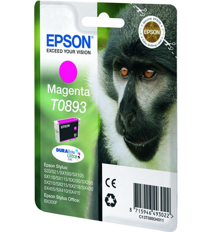 Cartucho tinta Epson C13T08934011 magenta Fax digital cartuchos - 3526167_9377404452
