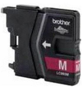 Cartucho tinta Brother lc-985 260 páginas magenta LC985M - BRO-LC985M