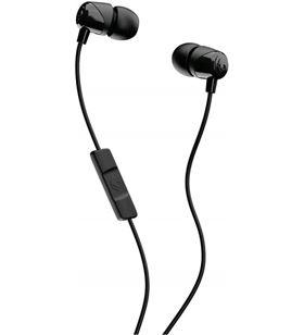 SkullCandy jib verde negro auriculares de botón in-ear con cable y micrófon JIB GREEN BLACK - 0878615092495