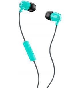 SkullCandy JIB MIAMI BLACK auriculares de botón in-ear con cable y micrófon - 0878615092471