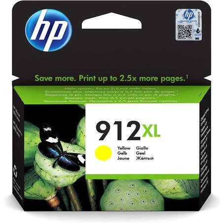 Hp 3YL83AE cartucho de tinta amarillo nº912xl - 825 páginas - compatible según espe - 3YL83AE