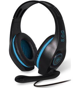 Auriculares con micrófono para ps4 spirit of gamer pro-sh5 - dRivers 40mm - MIC-G715PS4 - SOG-AUR PRO-SH5