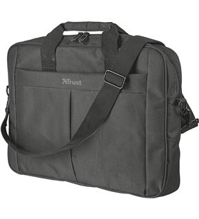 Trust 21551 maletín primo para portátiles hasta 16''/40.6cm - compartimento princi - TRU-MALET 21551