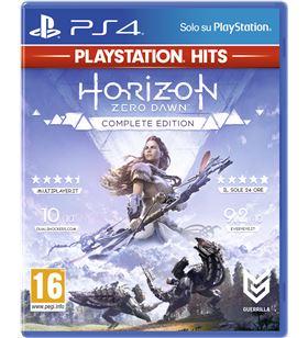 Juego para consola Sony ps4 hits horizon: zero dawn - complete edition 9708216 - SONY-PS4-J HOR ZD CE