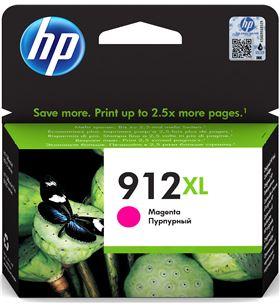 Cartucho de tinta magenta Hp nº912xl - 825 páginas - compatible según espec 3YL82AE - 3YL82AE