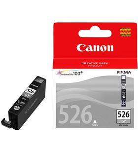 Cartucho de tinta gris Canon cli-526gy 4544B001 Otros productos consumibles - CAN-CLI-526GY