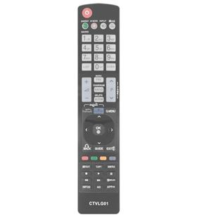 Mando a distancia ctvLg01 compatible con tv Lg smart tv - no precisa progra 02ACCOEMCTVLG01 - 8436034267652