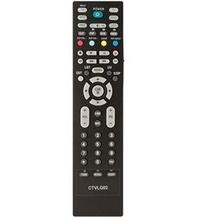 Mando a distancia ctvLg02 compatible con tv Lg - no precisa programación 02ACCOEMCTVLG02 - 8436034267669