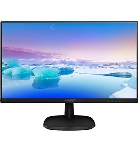 Philips L-M 223V7QDSB monitor 223v7qdsb - 21.5''/54.6cm ips - 1920*1080 full hd - 16:9 - 4 223v7qdsb/00 - PHIL-M 223V7QDSB
