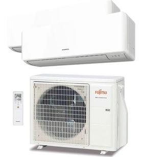 Fujitsu aire acondicionado split ASY25U2MIKM multi 2x1 ue50 r32 - 8432884580668