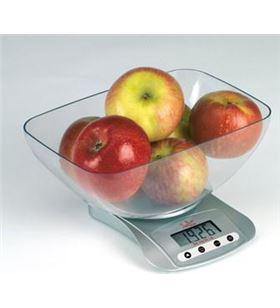 Jata báscula de cocina 709N - hasta 5kg - precisión 1g - bowl 2l - función - JAT-PAE-BAS 709N