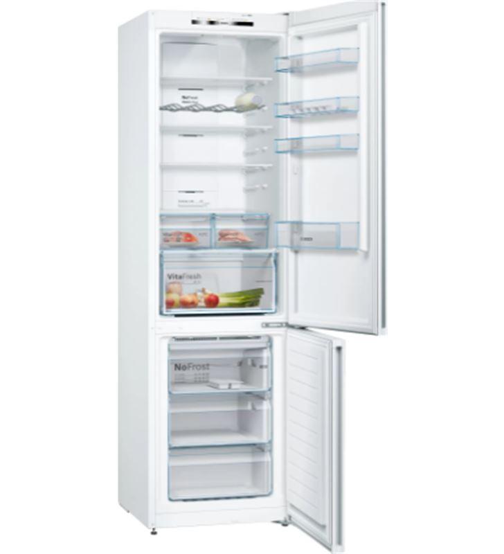 Bosch KGN39VWEA frigorífico combi clase e 203x60 cm no frost blanco - 78654080_7824082839