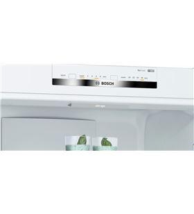 Bosch KGN39VWEA frigorífico combi clase e 203x60 cm no frost blanco - BOSKGN39VWEA
