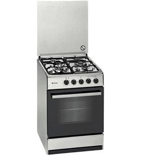 Meireles cocina de gas E541X 3f 56.5cm inox butano horno electrico - 5604409146885-0