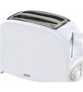 Tostador 2 ranuras 750 w - Elco PT1053 Tostadoras - 8410171105336