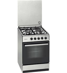Cocina gas Meireles e541x 3f 56.5cm inox natural horno electrico E541XNAT - 5604409146915