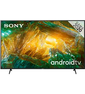 Sony tv lcd led 55'' KD55XH8096 4khdr x-reality pro processor x1,android tv - 4548736113770