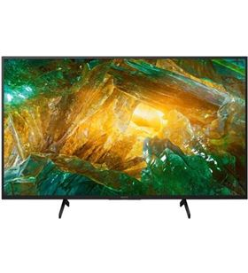 Sony tv lcd led 49'' KD49XH8096 4k hdr x-reality pro processor x1, android - 4548736113800