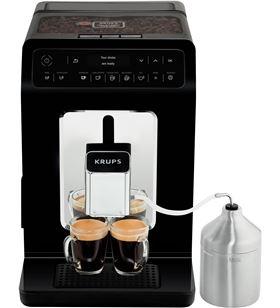 Krups evidence MOUEA891810 cafetera espresso super-automática negra - MOUEA891810