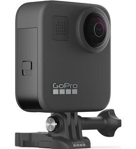 Gopro go pro max negro cámara deportiva 18mp uhd 6k30 táctil 360º hdr control por max black - +21630