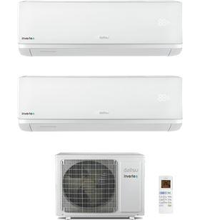 Daitsu aire acondicionado multisplit mural ASD912K11IDC pre wifi - 04172354