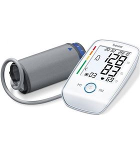 Beurer BM-45 tensiometro de brazo - medición automatica - detección arritmi - 4211125658069