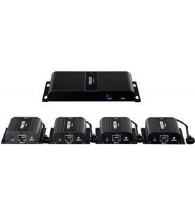 Fonestar FO-15CAT4E distribuidor extensor hdmi 1 entrada 4 salidas cat 6 40 - 8422521370318