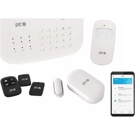 Kit alarma inteligente wifi Spc interceptio compuesto por sensor puertas/ve 6331B - 8436542857567