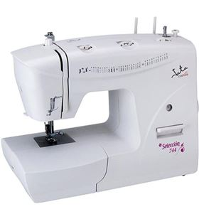 Jata MC744 maquina de coser - 33 diseños de puntada - 2 portacarretes - mot - 8421078033981