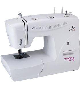 Maquina de coser Jata MC744 - 33 diseños de puntada - 2 portacarretes - mot - 8421078033981