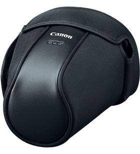Canon funda EH27-L negro semirrígida fabricada en polipiel para cámara digi - 4549292030785