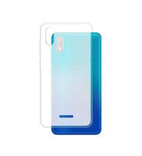 Jc carcasa Wiko Y60 transparente antigolpes Accesorios telefonía - 8452017168686