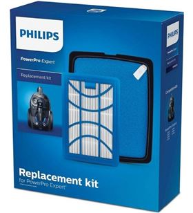 Philips kit de repuesto afeitado fc8010/01 para Philips powerpro expert fc9 FC8003/01 - 8710103856412
