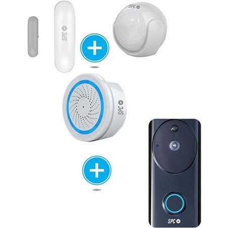 Spc kit de seguridad 6911K compuesto por sensor inteligente aperio + sensor - 8436542857093