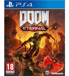 Juego para consola Sony ps4 doom eternal 1028434 Juegos PS4 - 5055856422785