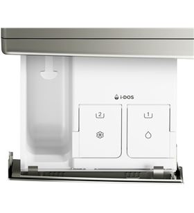 Bosch lavadora carga frontal WAU24S4XES 9 kg 1200 rpm clase a+++ inox - BOSWAU24S4XES