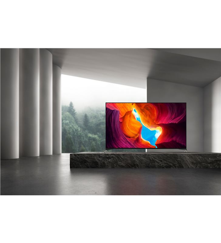 Lcd led 85 Sony KD85XH9505 4k hdr x-reality pro proceessor x1 ultimate - 79015483_7952910468