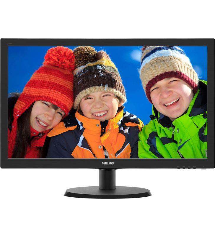 Philips L-M 223V5LHSB2 monitor led v-line 223v5lhsb2 - 21.5''/ 54.6cm fullhd - 5ms - 10m:1 223v5lhsb2/00 - 37613086_1250847173